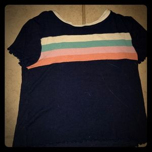 Girls top size 13